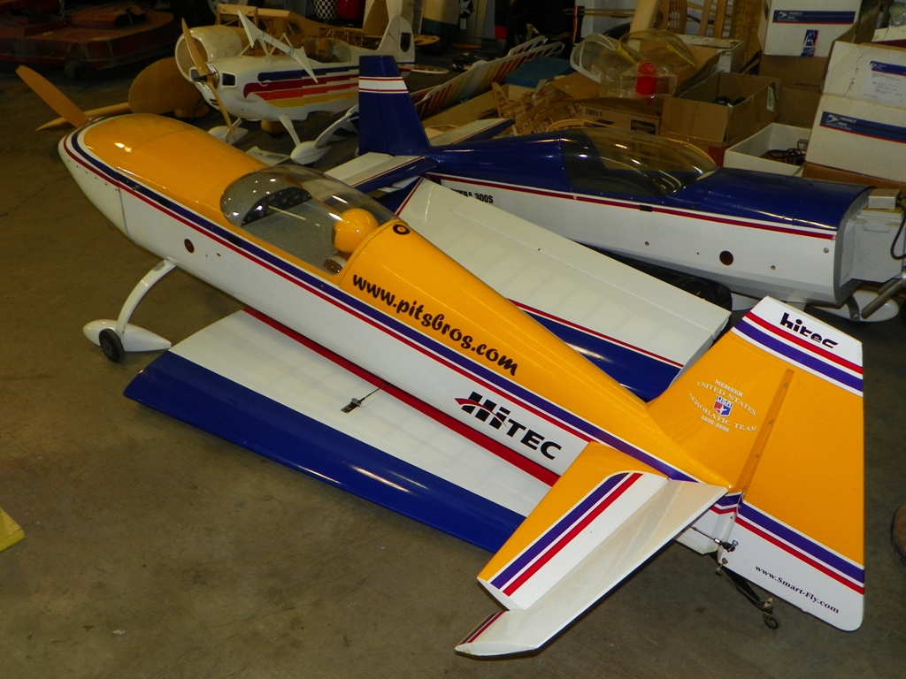 Mike Peterson Auctioneers - RC Aircraft, Engines, Equipment & Model